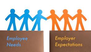 werkgever en personeel