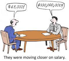 wat is een goed salaris